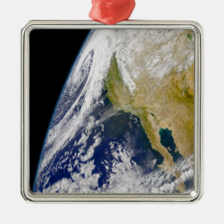 A massive low pressure system christmas ornament