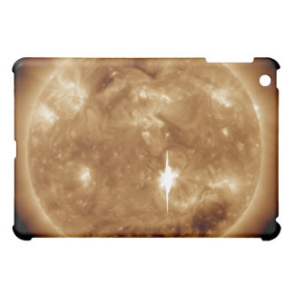 A massive X-class solar flare erupts on the Sun Cover For The iPad Mini
