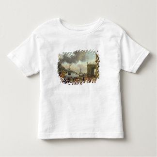 A Mediterranean Harbour Scene Toddler T-Shirt