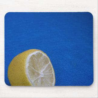 A Mediterranean Lemon Mouse Mat