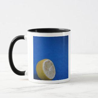 A Mediterranean Lemon Mug