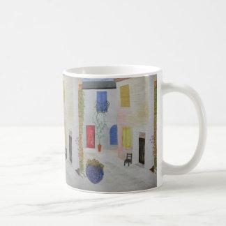 A Mediterranean Themed Mug