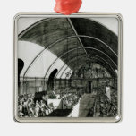 A Meeting of the Jacobin Club, 1791 Christmas Ornament