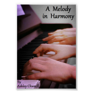 """A Melody in Harmony"" Poster"
