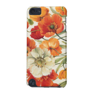A Melody of Poppies iPod Touch (5th Generation) Case
