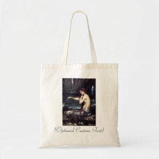 A Mermaid Budget Tote Bag