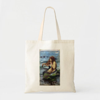 A Mermaid (study) Budget Tote Bag