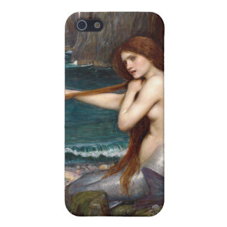 A Mermaid, Waterhouse iPhone 5/5S Cover