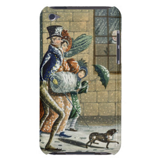 A Merry Christmas and Happy New Year to Ye, Victor Barely There iPod Cases