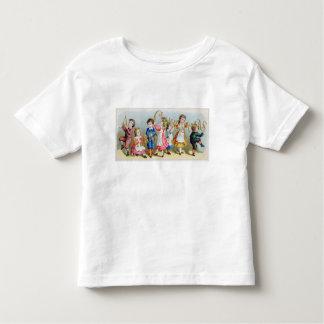 A Merry Christmas', Victorian postcard Toddler T-Shirt