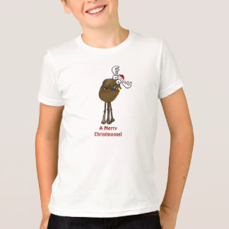 A Merry Christmoose! T-Shirt