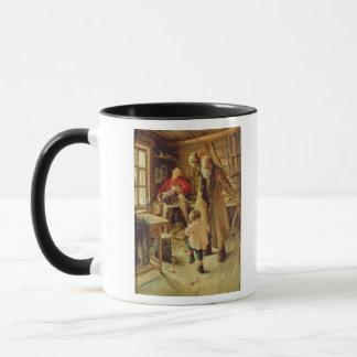 A Merry Moment, 1897 Mug