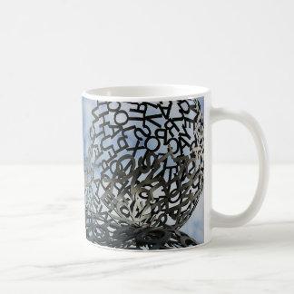 A Mess of Letters Coffee Mug