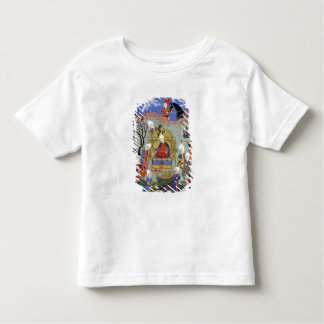 A messenger brings news to Siavosh Toddler T-Shirt