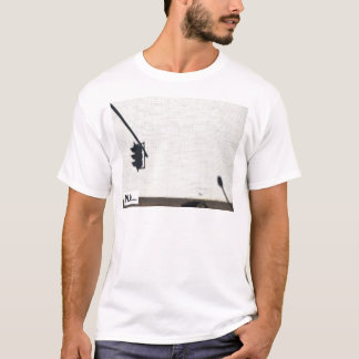 A meter makes a move on a stop light. T-Shirt