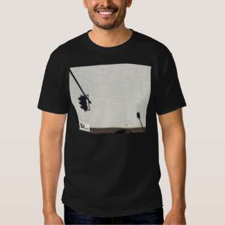 A meter makes a move on a stop light. tshirt