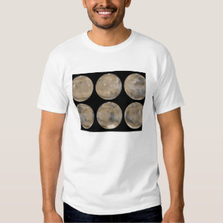 A Mid-Northern Summer/Southern Winter on Mars Shirts