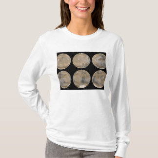 A Mid-Northern Summer/Southern Winter on Mars T-Shirt