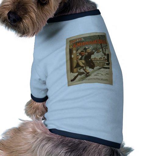 A Midnight Bell Doggie Shirt