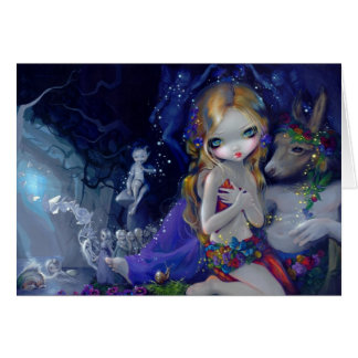 A Midsummer Night s Dream Greeting Card