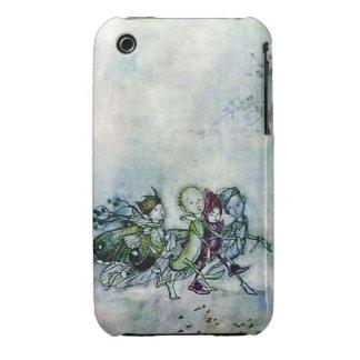 A Midsummer Night's Dream Fairies iPhone 3 Cover