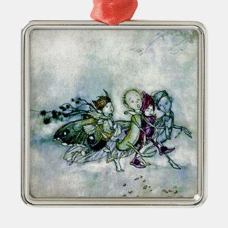 A Midsummer Night's Dream Fairies Christmas Ornament