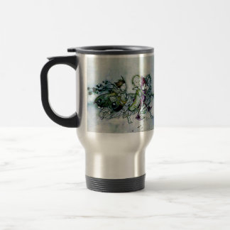 A Midsummer Night's Dream Fairies Travel Mug