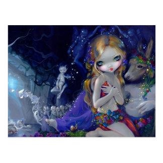 """""""A Midsummer Night's Dream"""" Postcard"""