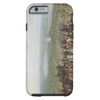A Military Encampment with Militia on Horses, Troo Tough iPhone 6 Case