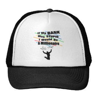A Millionaire Mesh Hat
