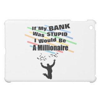A Millionaire iPad Mini Cover