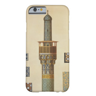A Minaret and Ceramic Details from the Mosque of t Barely There iPhone 6 Case