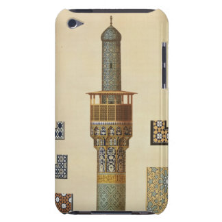 A Minaret and Ceramic Details from the Mosque of t iPod Touch Case-Mate Case