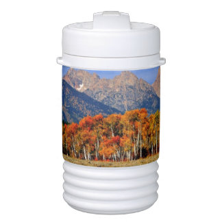 A Moment in Wyoming in Autumn Drinks Cooler