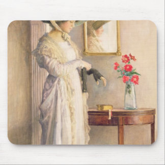 A Moment's Reflection, 1909 Mouse Mat
