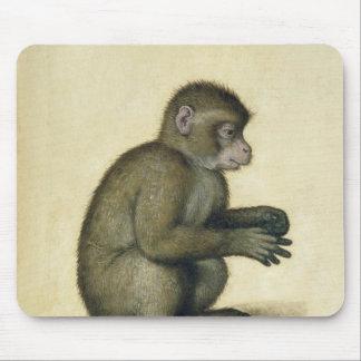 A Monkey Mouse Mat