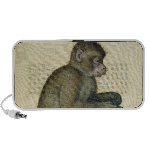 A Monkey iPod Speakers