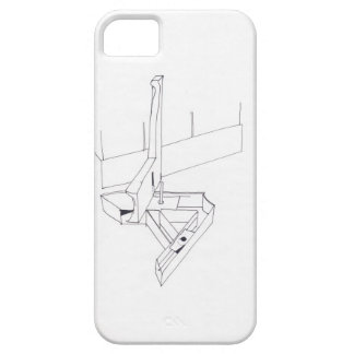 A Monogrammed + Original Drawing - Iphone Case iPhone 5 Covers