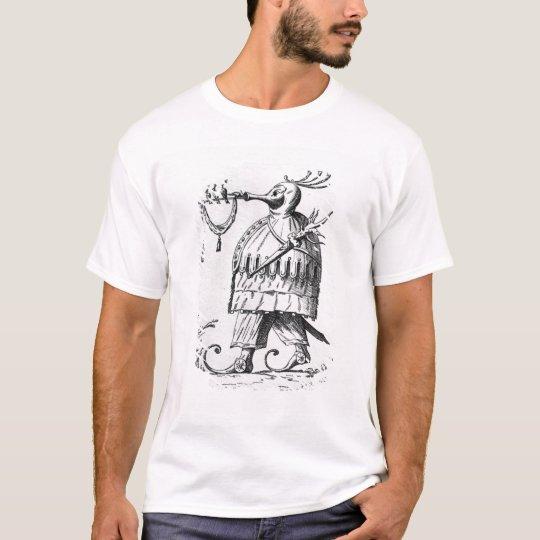 A Monster,'Les Songes Drolatiques de Pantagruel' T-Shirt