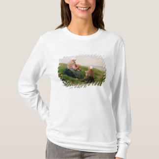 A Mother and her Small Children T-Shirt