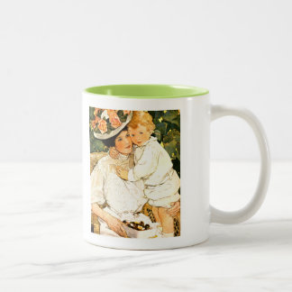 A Mother s Love Mother s Day Gift Mug