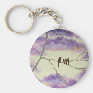 A Mothers Blessings Keychain From Painting