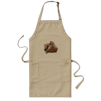 A Mother's Love Long Apron