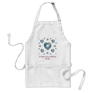 A Mother's Love Is As Big As The Sky Apron