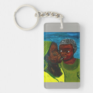 """""""A Mother's Love"""" Keychain"""
