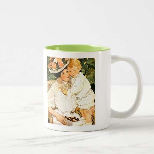 A Mother's Love. Mother's Day Gift  Mug