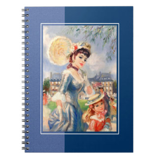 A Mother's Love. Mother's Day Gift Notebook