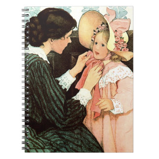 A Mother's Love. Mother's Day Gift Notebooks