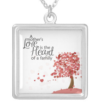 A Mother's Love Mother's Day Necklace