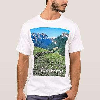 A mountain walk near Lauterbrunnen T-Shirt